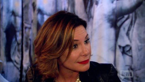 Luann de Lesseps Couldn't Care Less Whether Carole And Bethenny Want Her Friendship