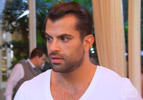 "Shervin Roohparvar Opens Up About Joining The ""Shahs Of Sunset"" Cast"