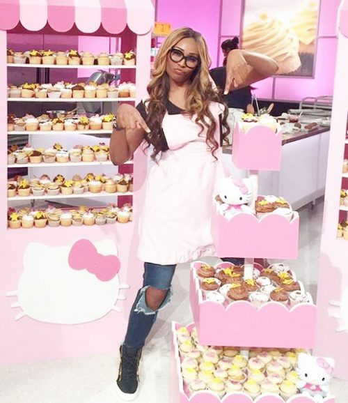 NeNe Leakes And Cynthia Bailey On Cupcakes Wars; Cynthia Selling Atlanta Home Shared With Peter