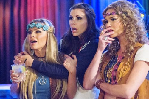 Tamra Judge Reacts To That 70's Party Craziness & The Husbands' Involvement In The Show's Drama