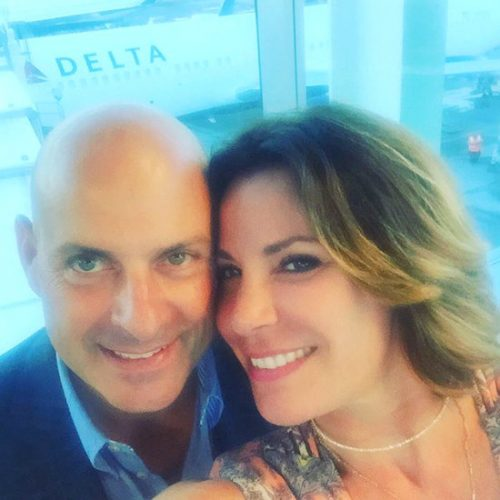 Luann de Lesseps Confirms Tom D'Agostino Cheated; Explains Why She's Marrying Him Anyway