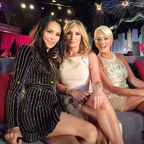 Real Housewives Of New York Reunion – Photos