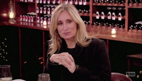 Sonja Morgan Is Offended By Luann De Lesseps's Fiance Talking About Her In The Press