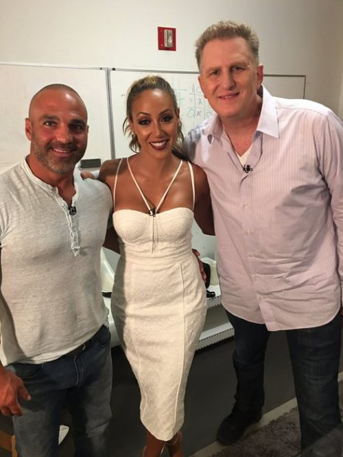 Michael Rapaport and Melissa Gorga on Watch What Happens Live; Melissa Calls Kim DePaola A Sewer Rat?!