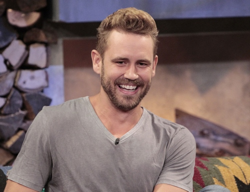 Nick Viall as The Bachelor