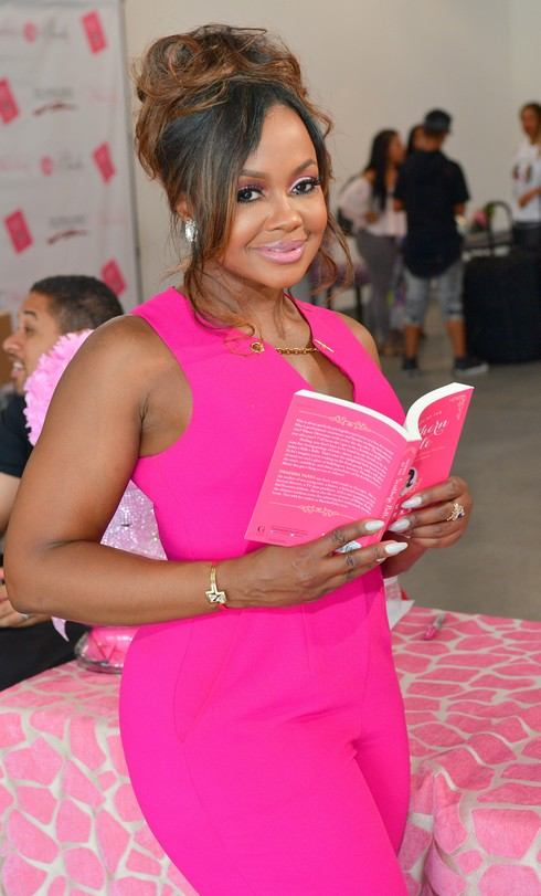 ATLANTA, GA - AUGUST 20: Phaedra Parks attends Pop Up for a Purpose Fundraiser at B Loft Atlanta on August 20, 2016 in Atlanta, Georgia. (Photo by Prince Williams/WireImage)