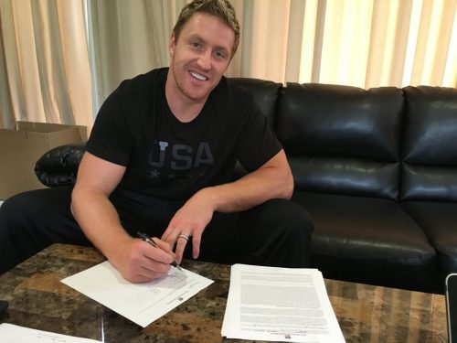 Kroy Biermann Gets Signed To A Different NFL Team