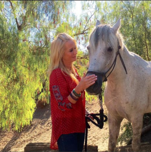 Kim Richards Is Rescuing Horses Now!
