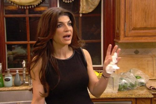 Teresa Giudice Says Jacqueline Laurita Hasn't Changed At All