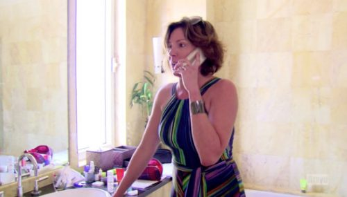 Real Housewives Of New York Finale Recap: Rat Tales