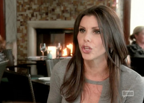 Heather Dubrow blog