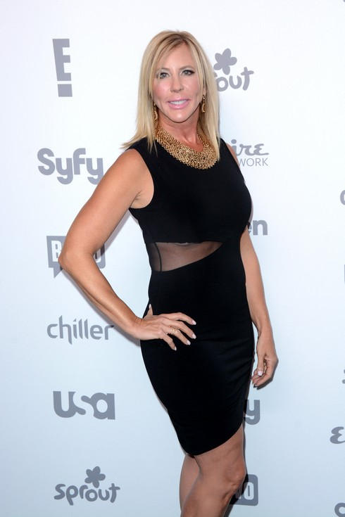 2015 NBC Universal Cable Entertainment Upfront - Red Carpet Arrivals Featuring: Vicki Gunvalson Where: Manhattan, New York, United States When: 14 May 2015 Credit: Ivan Nikolov/WENN.com