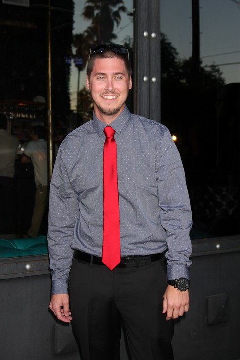 'Youthful Daze' season 4 premiere party - Arrivals Featuring: Jeremy Calvert Where: Los Angeles, California, United States When: 22 Jul 2015 Credit: Nicky Nelson/WENN.com