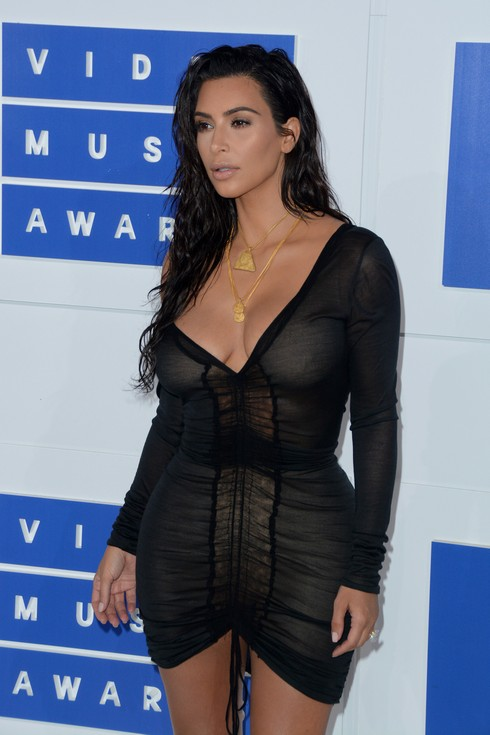 2016 MTV Video Music Awards - Red Carpet Arrivals Featuring: Kim Kardashian Where: New York, New York, United States When: 29 Aug 2016 Credit: Ivan Nikolov/WENN.com