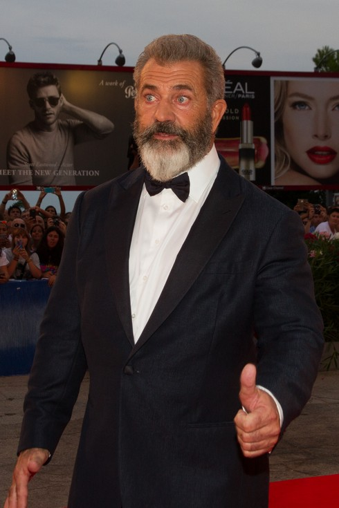 73rd Venice Film Festival - Hacksaw Ridge - Premiere Featuring: Mel Gibson Where: Venice, Italy When: 06 Sep 2016 Credit: Cinzia Camela/WENN.com **Not available for publication in Italy**