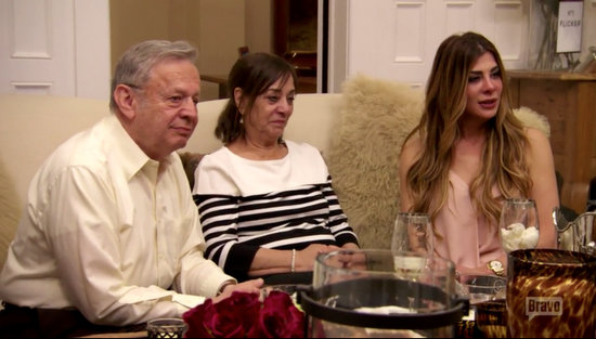 Siggy connects with her parents
