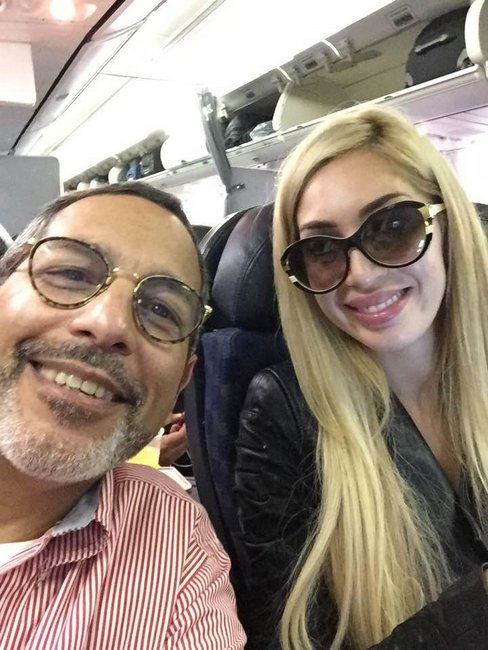 Farrah Abraham films new show with dad