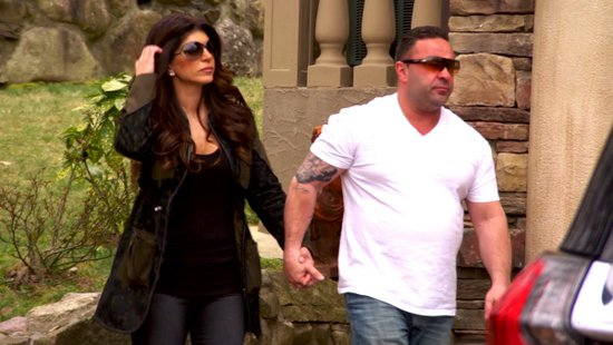 Joe Giudice Goes To Prison On RHONJ