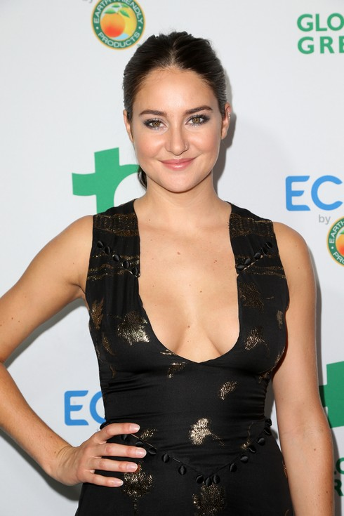 Global Green 20th Anniversary Environmental Awards Featuring: Shailene Woodley Where: Los Angeles, California, United States When: 30 Sep 2016 Credit: FayesVision/WENN.com