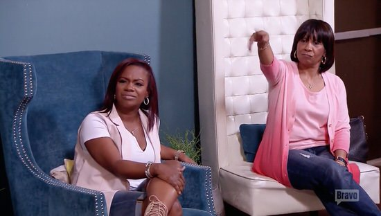 Mama Joyce talks crap about Phaedra