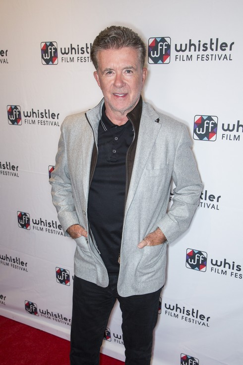 WHISTLER, BC - DECEMBER 02: Actor Alan Thicke attends the Whistler Film Festival