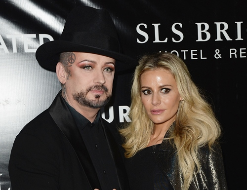 Reality TV Listings - Boy George and Dorit Kemsley on WWHL