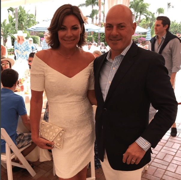 Luann de Lesseps marries Tom D'Agostino Jr