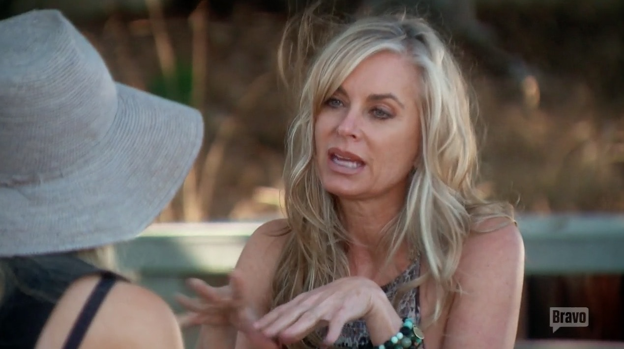 Eileen Tries To Re-educate Dorit