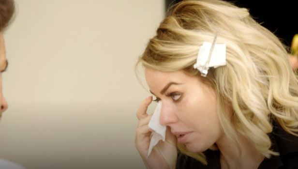 Caroline-Stanbury-Wiping-Tear-Ladies-Of-London