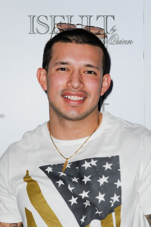 MIAMI, FL - JANUARY 12: Javi Marroquin attends the designer Courtney Quinn Launches New Couture Lingerie Line hosted By Eva Marcille at Regime Enterprises on January 12, 2017 in Miami, Florida. (Photo by Sergi Alexander/Getty Images)