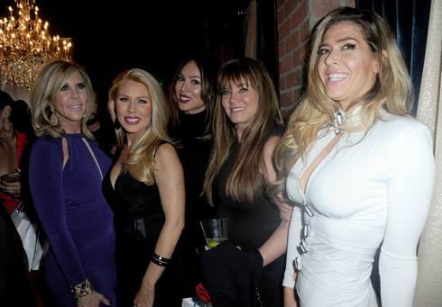 Reality Star Sightings: Vicki Gunvalson, Kelly Dodd, NeNe Leakes, Kyle Richards, Terra Jole and More – Photos