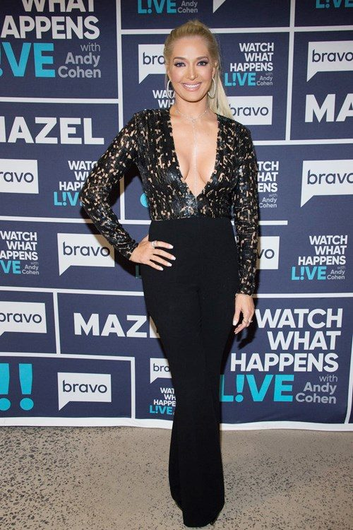 Erika Girardi Admits She Overreacted To Eileen Davidson's Comment About Her Son; Denies Glam Squad Has Gone To Her Head