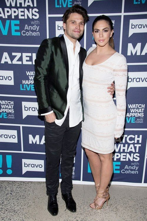 Katie Maloney And Tom Schwartz Explain Why They Didn't Pay For His Family To Go To The Wedding