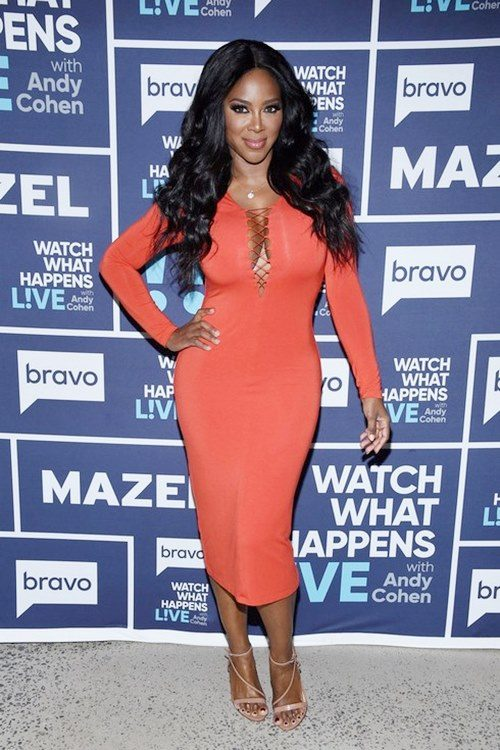 "Kenya Moore Says Phaedra Parks & Porsha Williams Don't Have Genuine Friendship; Teases ""Epic"" Reunion"