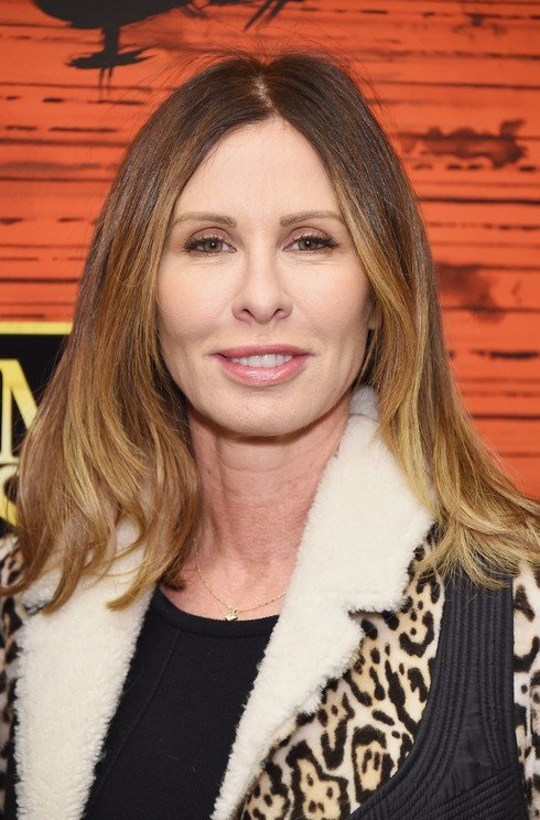 NEW YORK, NY - MARCH 23: Journalist Carole Radziwill attends the opening night of