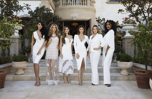 Second Wives Club Premieres In May; Meet The Cast – Including Mohamed Hadid's Fiance Shiva Safai