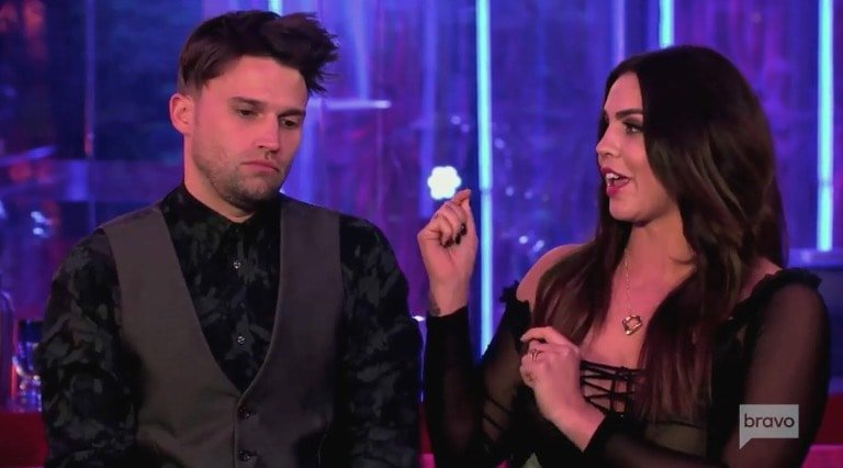 "Tom Schwartz Says Katie Maloney ""Keeps Him On A Short Leash""; Katie Thinks Tom Is ""Embracing His Frat Boy Ways"""