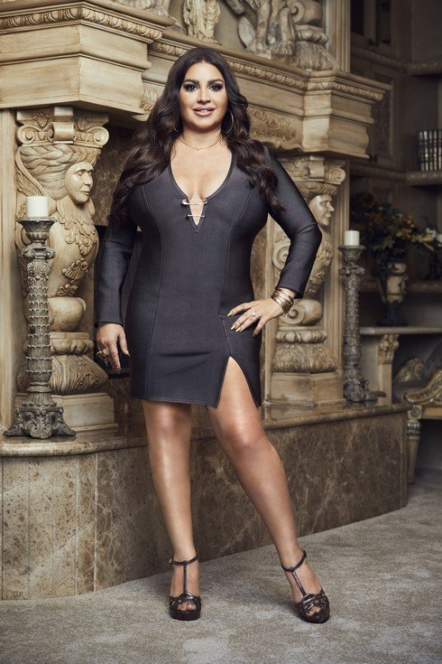 SHAHS OF SUNSET -- Season:6 -- Pictured: Mercedes
