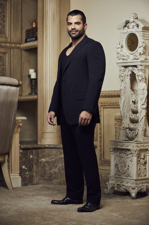 SHAHS OF SUNSET -- Season:6 -- Pictured: Shervin Roohparvar -- (Photo by: Tommy Garcia/Bravo)