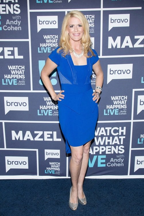 WATCH WHAT HAPPENS LIVE WITH ANDY COHEN -- Episode 14080 -- Pictured: Alex McCord -- (Photo by: Charles Sykes/Bravo)