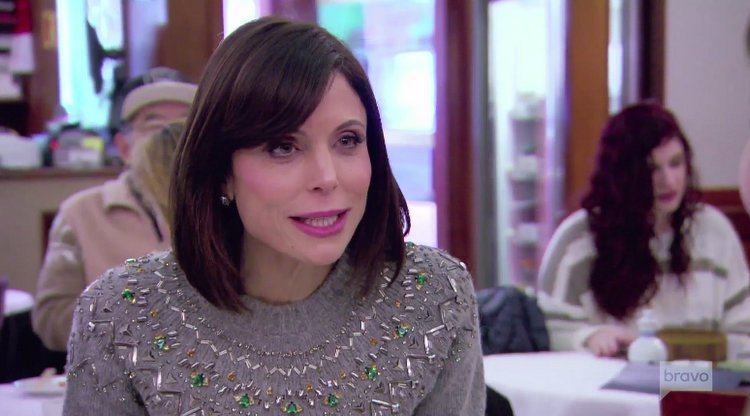 Bethenny-frankel-gray-beaded-sweater-rhony