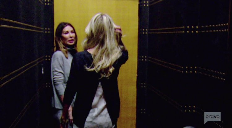 Carole-Radziwill-Tinsley-Mortimer-Door-Apartment-RHONY