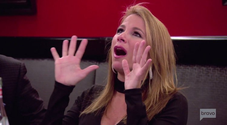 Jill-Zarin-Hands-Up-Dinner-RHONY