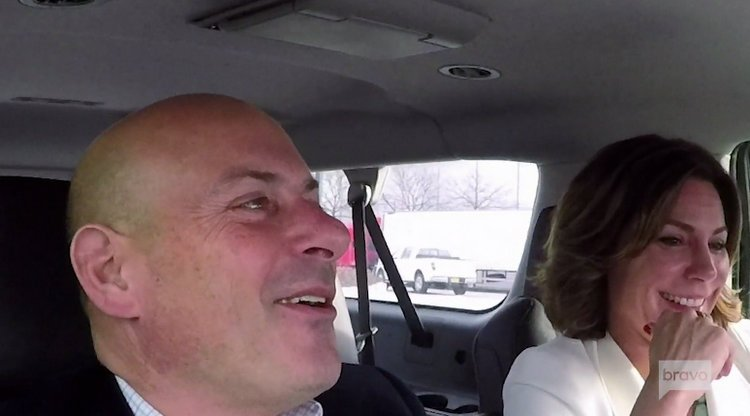 Luann-Delesseps-Tom-Diagostino-Car-RHONY