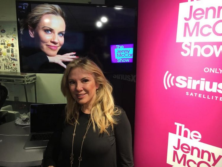 Ramona Singer Talks Berkshires Blow-Up On The Jenny McCarthy Show; Admits She Regrets Attacking Bethenny Frankel