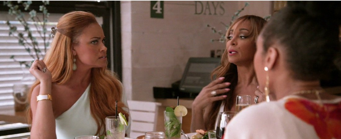 Real Housewives Of Potomac Season 2 Recap Pool Party Like It S 1999