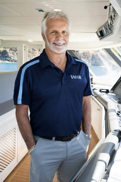 BELOW DECK -- Season:5 -- Pictured: Captain Lee Rosbach -- (Photo by: Virginia Sherwood/Bravo)
