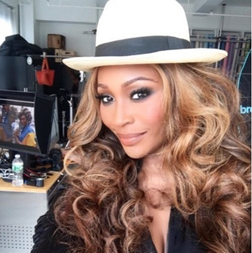 "Photos: Cynthia Bailey Celebrates Birthday With A ""50 Cyn"" Lookalike Party"