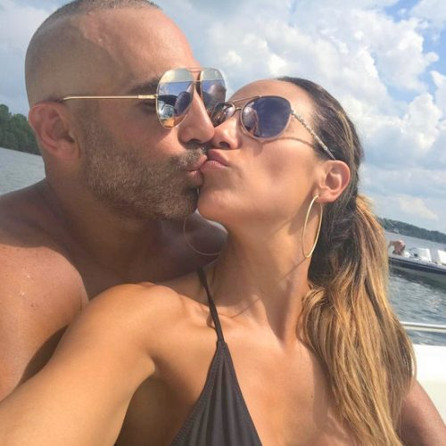 Joe & Melissa Gorga Enjoy Family Time At The Beach – Photos