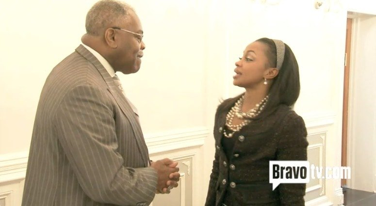 Phaedra to become a mortician